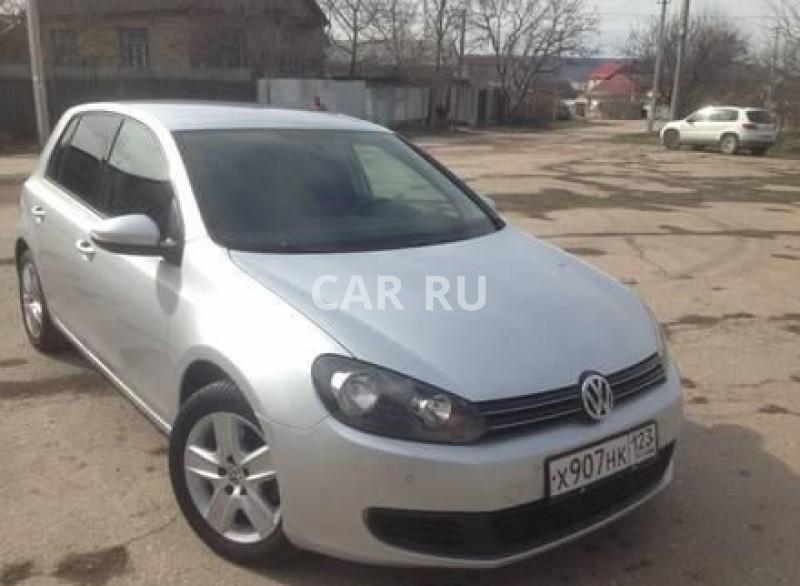 Volkswagen Golf, Бахчисарай
