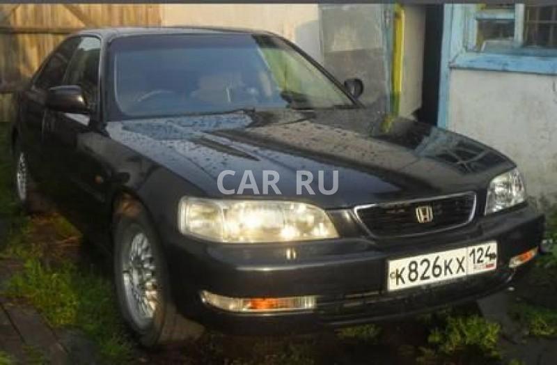 Honda Saber, Агинское