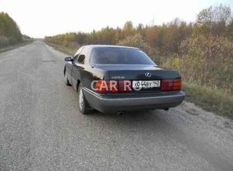 Lexus LS, Анжеро-Судженск