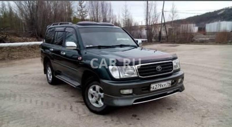 Toyota Land Cruiser, Алдан
