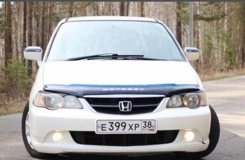 Honda Odyssey, Ангарск