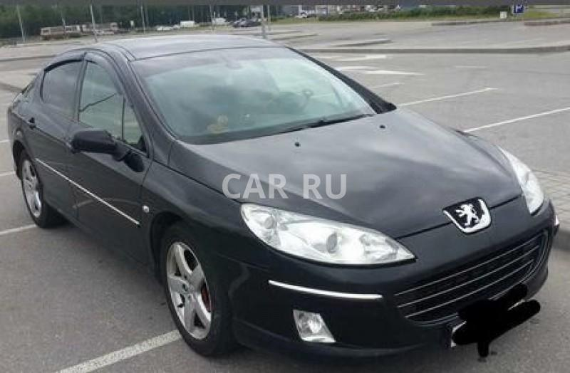 Peugeot 407, Барнаул