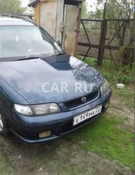 Mazda Capella, Барнаул