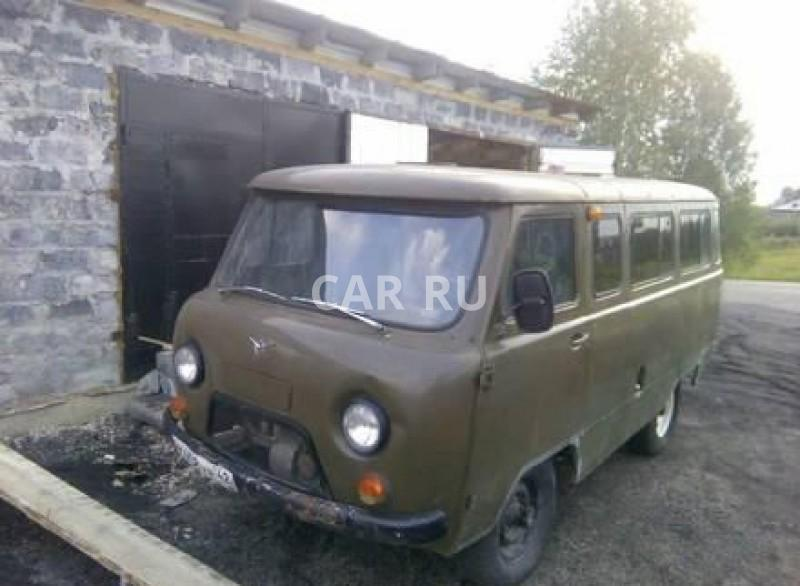 Уаз 390995, Анжеро-Судженск