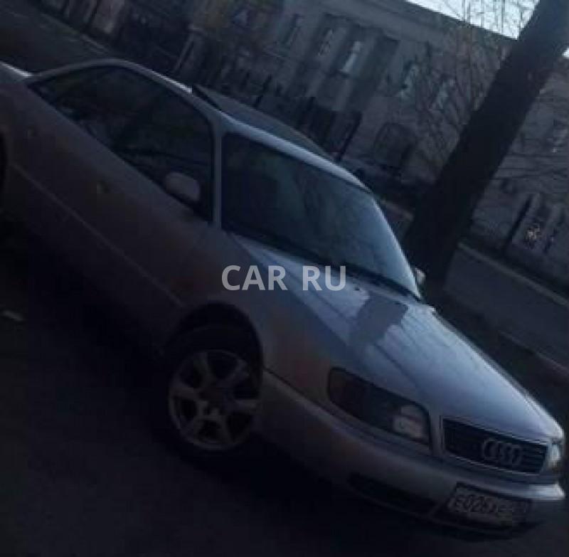 Audi A6, Ангарск