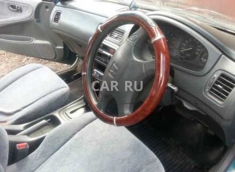 Honda Domani, Барабинск