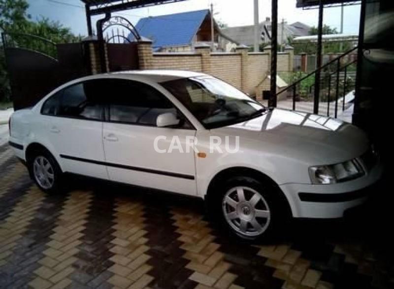 Volkswagen Passat, Анапа