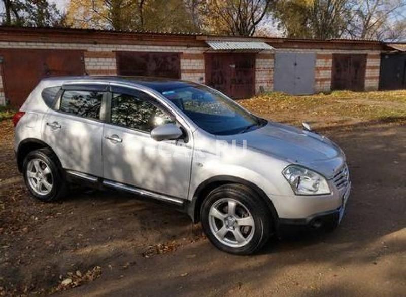 Nissan Dualis, Арсеньев