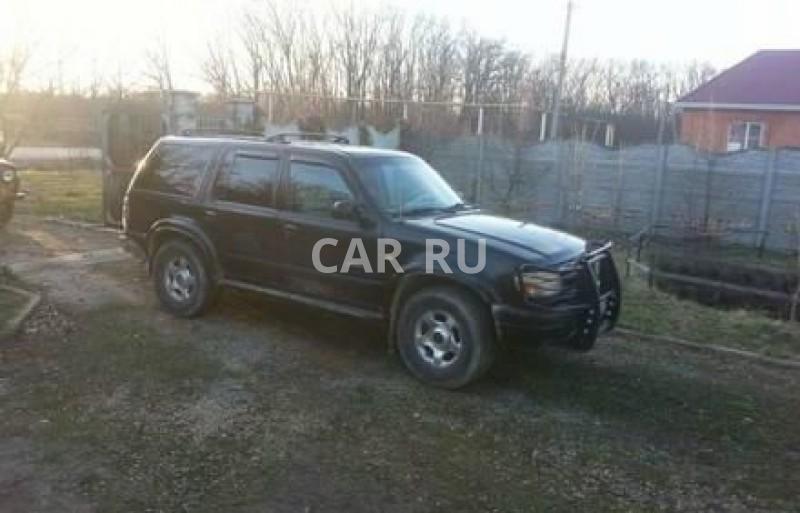 Ford Explorer, Апшеронск