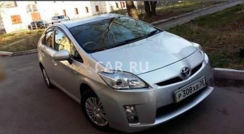 Toyota Prius, Ангарск