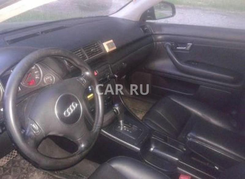Audi A4, Армянск