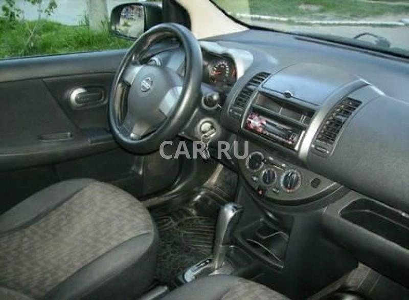 Nissan Note, Алушта