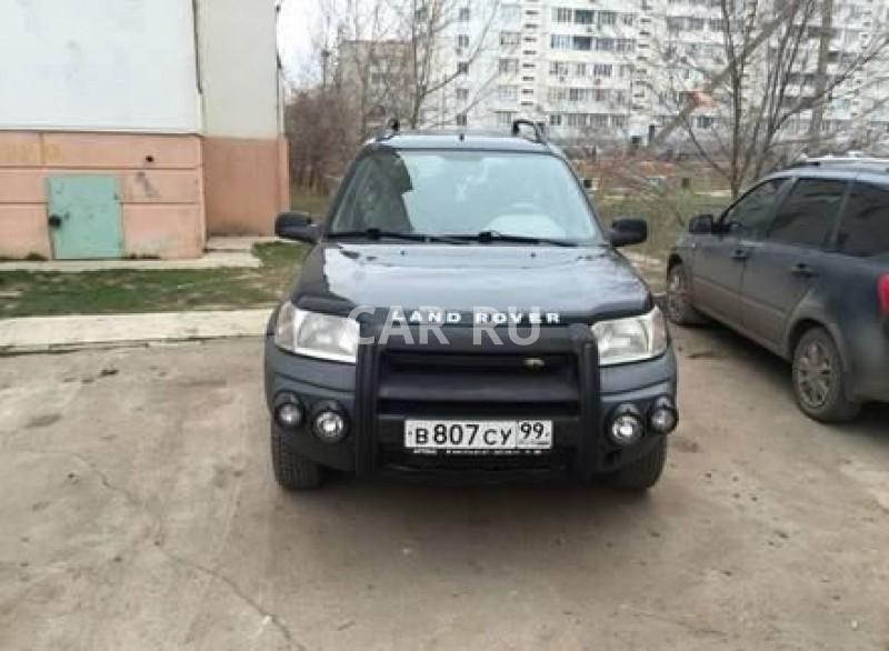 Land Rover Freelander, Астрахань
