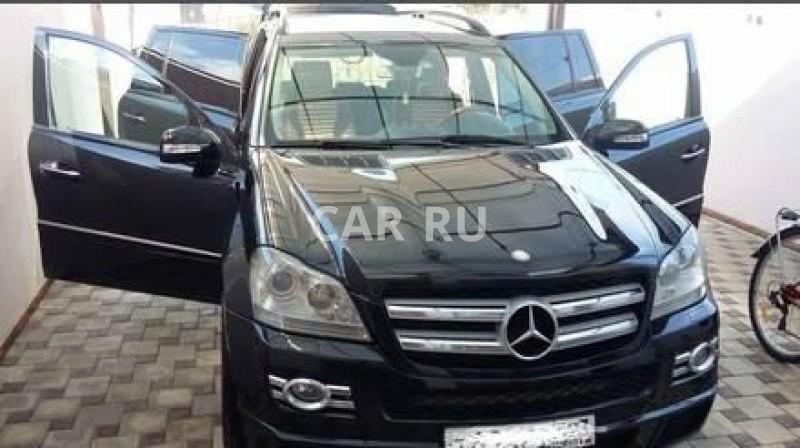 Mercedes GL-Class, Анапа