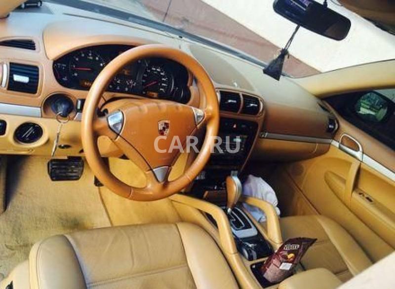 Porsche Cayenne, Балаково