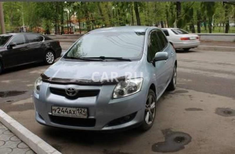 Toyota Auris, Абакан