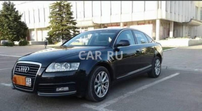 Audi A6, Абинск