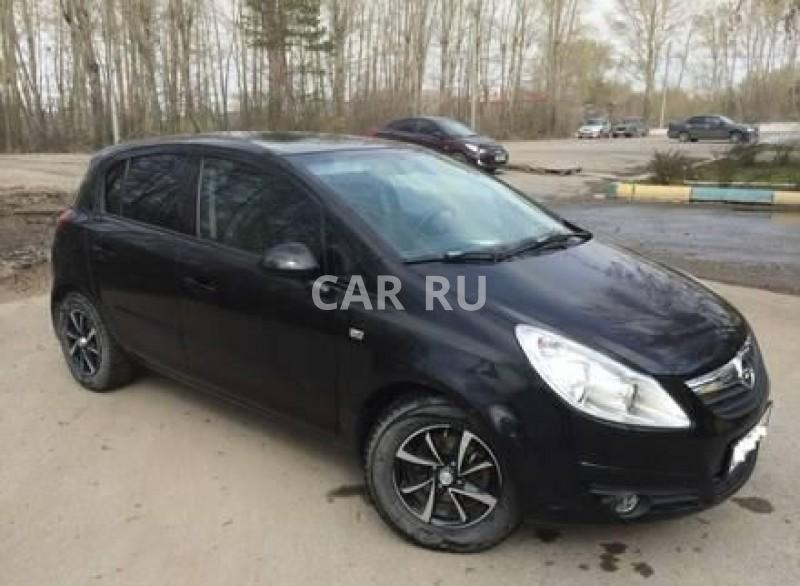 Opel Corsa, Ачинск
