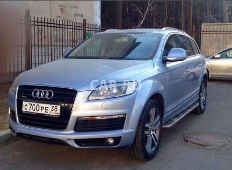 Audi Q7, Ангарск