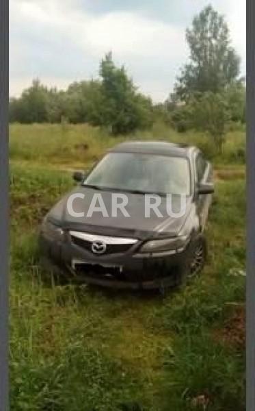 Mazda 6, Балахна