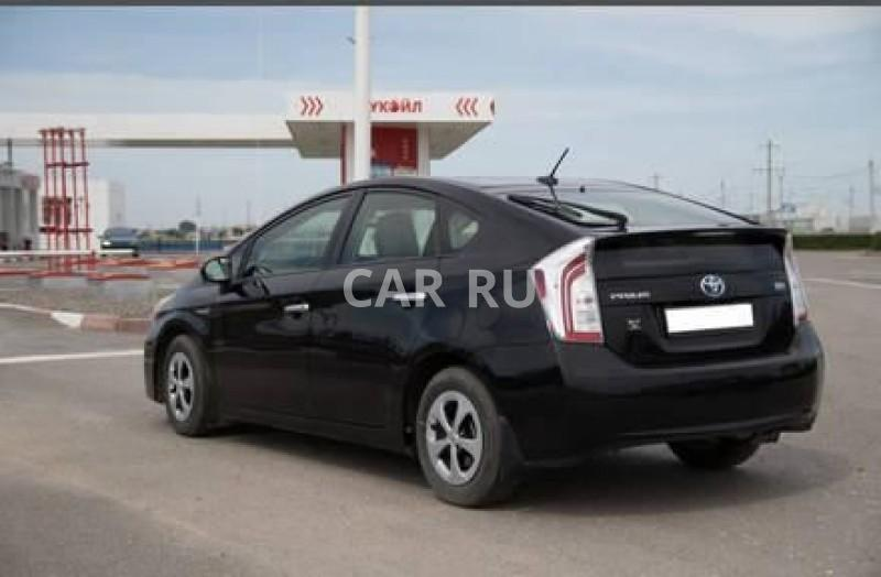 Toyota Prius, Астрахань