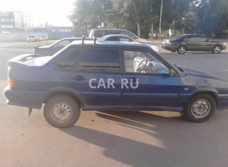 Лада 2115, Барнаул