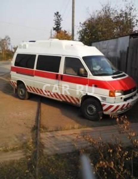 Volkswagen Transporter, Братск