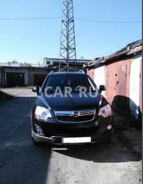 Opel Antara, Барнаул