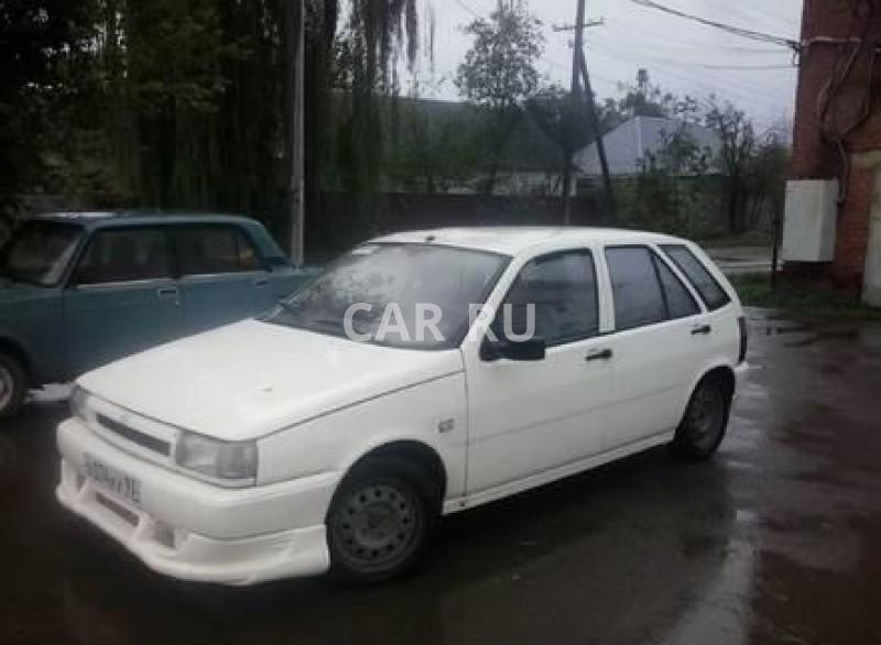 Fiat Tipo, Апшеронск