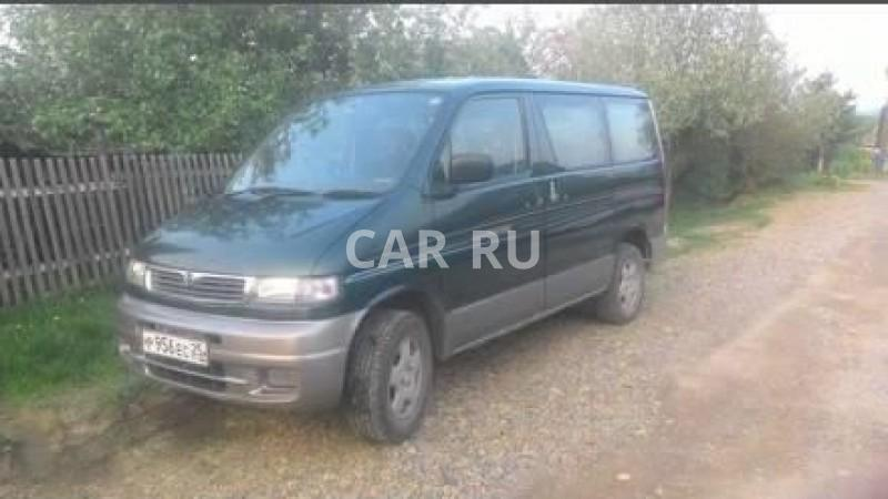 Mazda Bongo Friendee, Арсеньев