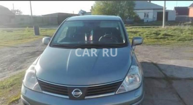Nissan Tiida, Барабинск