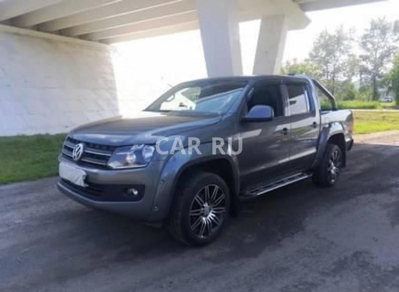 Volkswagen Amarok, Барнаул