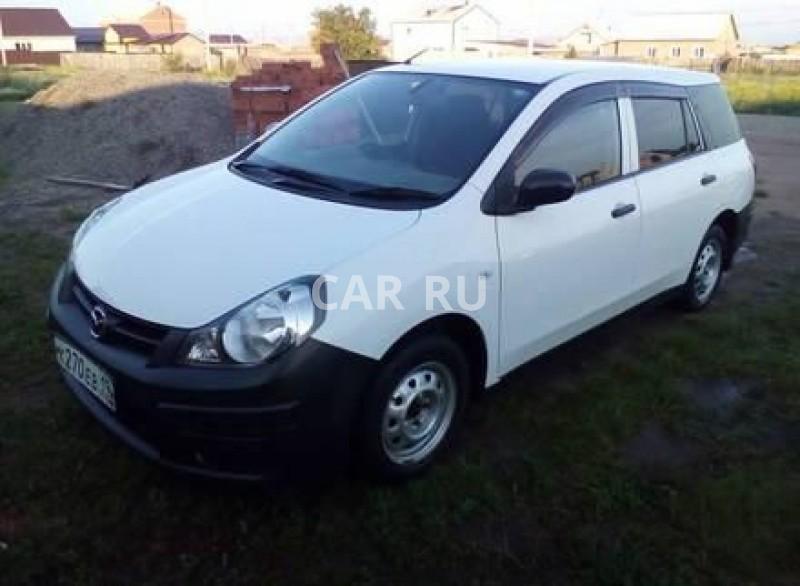 Nissan AD, Абакан