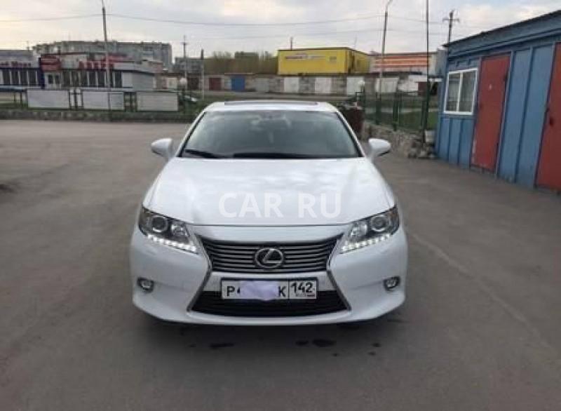 Lexus ES, Белово