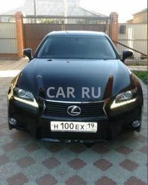 Lexus GS, Абакан