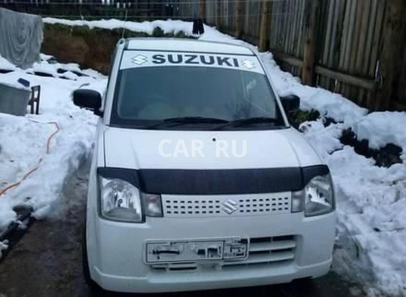 Suzuki Alto, Алдан