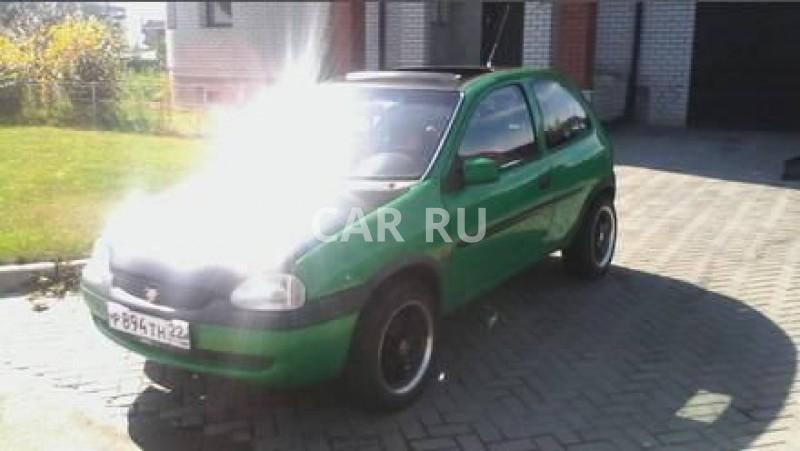 Opel Vita, Барнаул