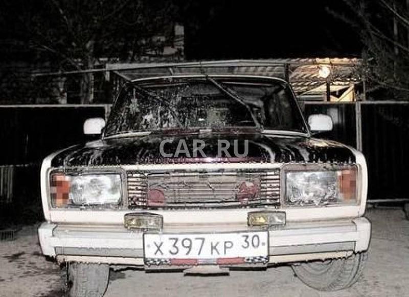 Лада 2105, Астрахань