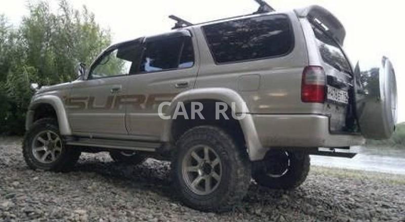 Toyota Hilux Surf, Абакан