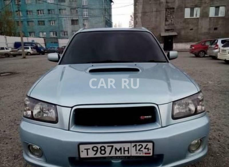 Subaru Forester, Ачинск