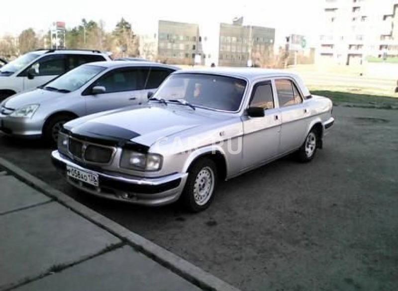 Газ Volga, Ангарск