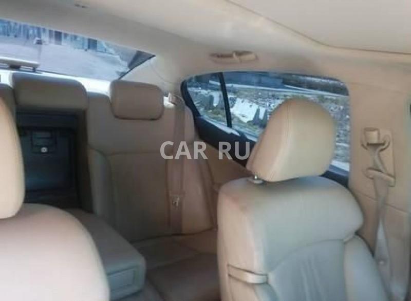 Lexus GS, Ангарск