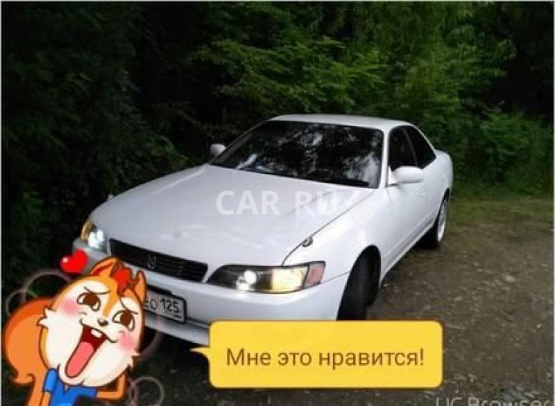 Toyota Mark II, Арсеньев