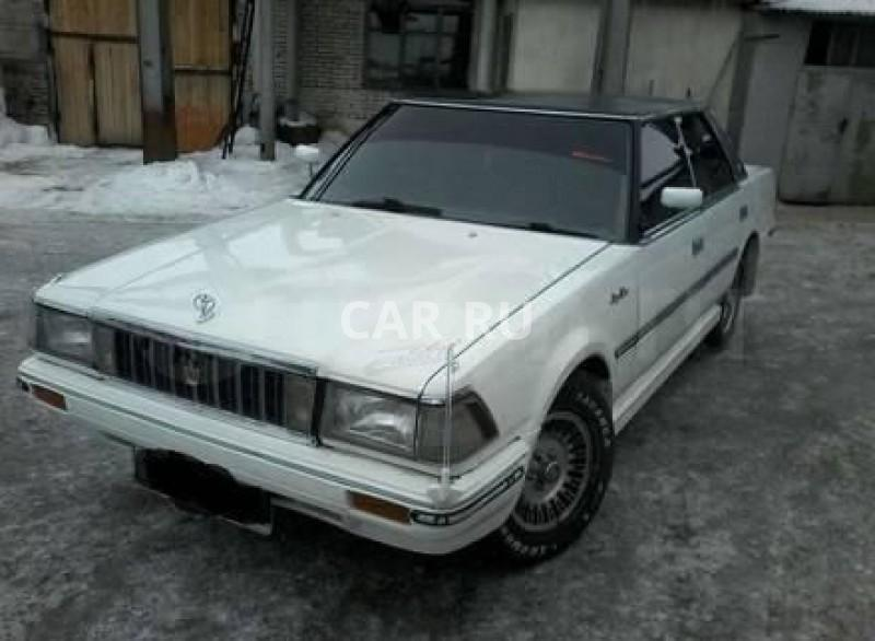 Toyota Crown, Алейск