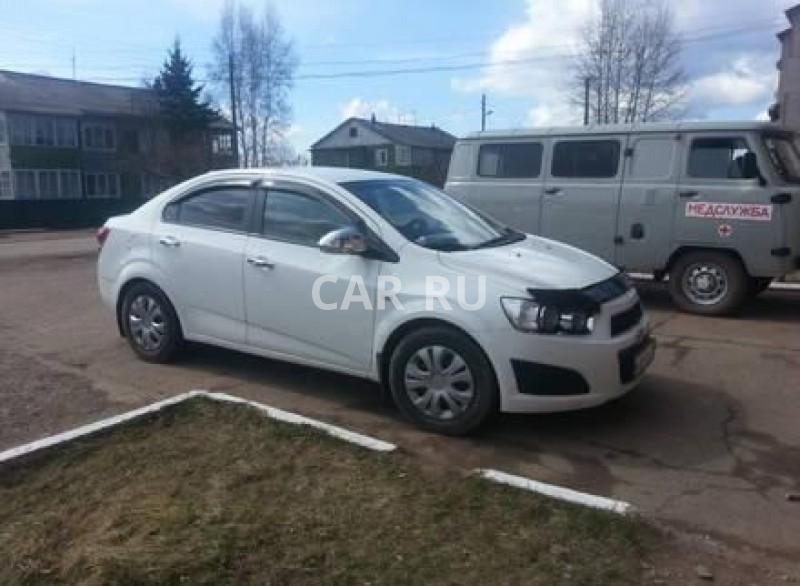 Chevrolet Aveo, Алексеевск