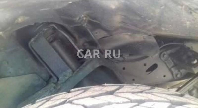 Nissan Patrol, Арсеньев