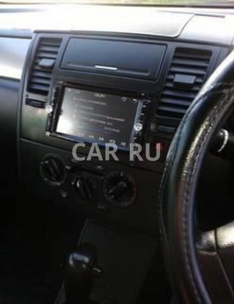 Nissan Tiida Latio, Алдан