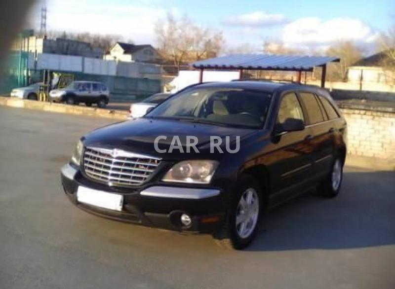 Chrysler Pacifica, Барнаул
