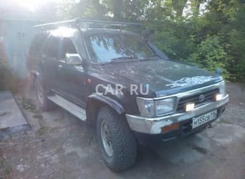 Toyota Hilux Surf, Альметьевск