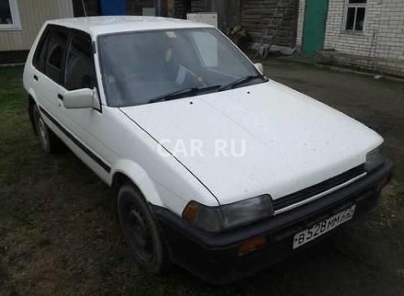 Toyota Corolla FX, Барнаул